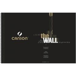"BLOC ""THE WALL"" ESP.MICR. 29,7X43,7 (30HJ) 220GR.CANSON"