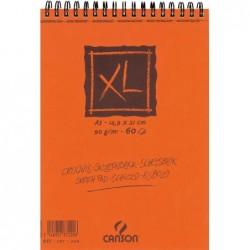 BLOC XL CROQUIS A2-42X59.4 (60hj.) 90gr. CANSON