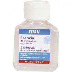 ESENCIA TREMENTINA 100ML TITAN