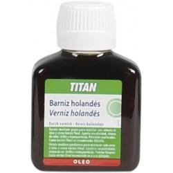 BARNIZ HOLANDES 100ML TITAN