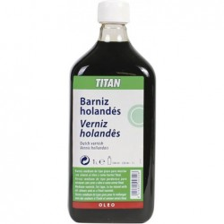 BARNIZ HOLANDES 1L. TITAN