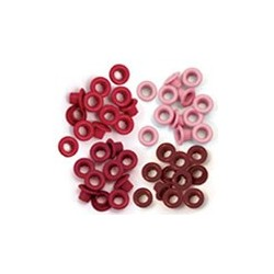 STANDARD EYELETS ALUM. RED