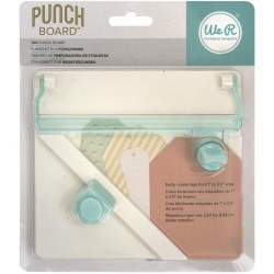 TAG PUNCH BOARD