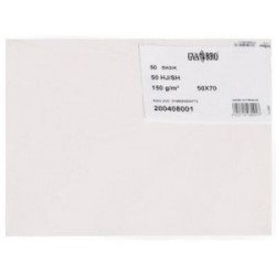 PAPEL BASIK FINO 70x50 CM. 130G. CANSON (50hj.)