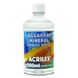 AGUARRAS ACRILEX PET/500ML.