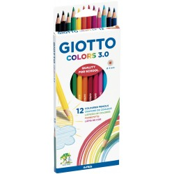 GIOTTO COLORS 3.0 CAJA 12...