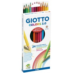 GIOTTO COLORS 3.0 CAJA 24...