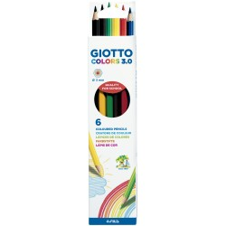 GIOTTO COLORS 3.0 CAJA 6...