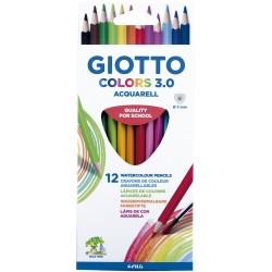 GIOTTO COLORS 3.0 CAJA 12...