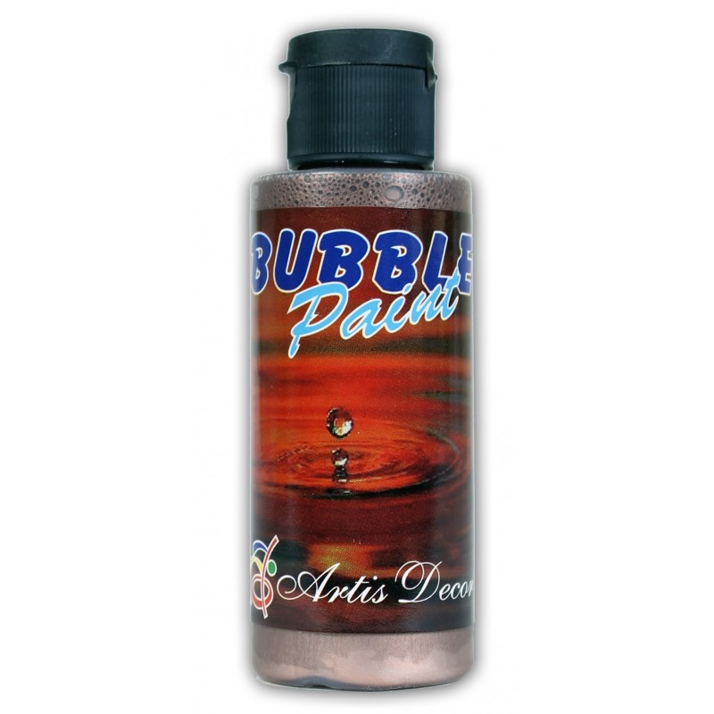 BUBBLE PAINT COBRE METAL N 22
