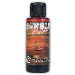 BUBBLE PAINT ROJO N 6