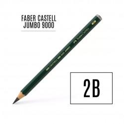 LAPIZ GRAFITO 9000-2B JUMBO...