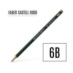 GRAFITO 9000-6B LÁPIZ FABER...
