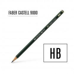 GRAFITO 9000-HB LÁPIZ FABER...