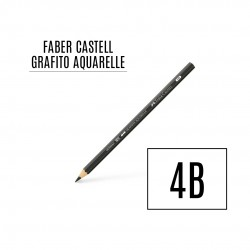 LAPIZ GRAFITO AQUARELLE-4B...