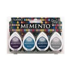 MD-100-018 MEMENTO SET 4...