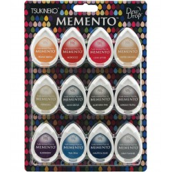 MD-012-300 MEMENTO SET 12...