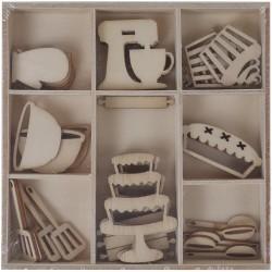 ''Sweet Treats'' 45 piezas....