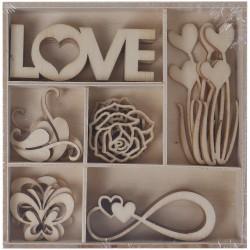 ''Love Song'' 30 piezas....