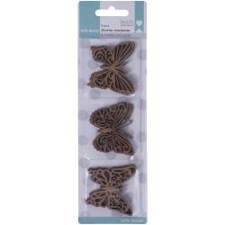 ''Mariposas'' (3 modelos  X...