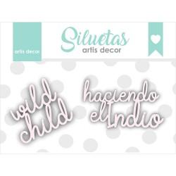 WILD CHILD/HACIENDO EL...