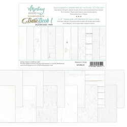 White Basic Book 6x8'' -...