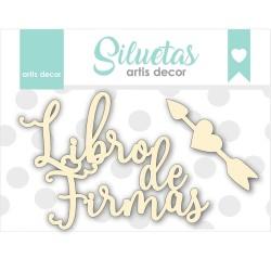 """""""LIBRO DE FIRMAS""""+ FLECHA..."""