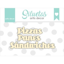 """""""SANDNWICHES- PIZZAS-PANES""""..."""