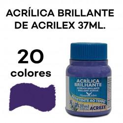 ACRÍLICA BRILLO 37ML....