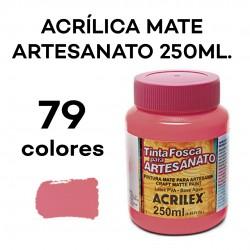 250ML. ARTESANATO PINTURA...