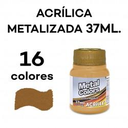 37ML. METÁLICA PINTURA...