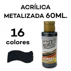60ML. METALIZADA PINTURA...