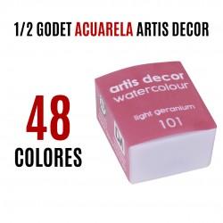 ACUARELA 1/2 GODET Artis Decor