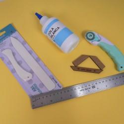 Kit básicos Scrapbook