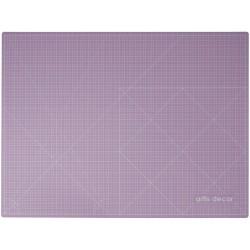 PLANCHA DE CORTE 60X45cm. (A2) MINT/ROSA ARTIS DECOR