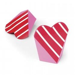 """""""box heart"""" SIZZIX CORTADOR..."""