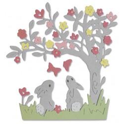 """""""Bunny Scene by Olivia..."""