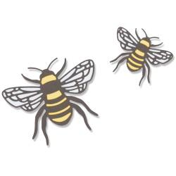 """""""Bee by Lisa Jones'' SIZZIX..."""