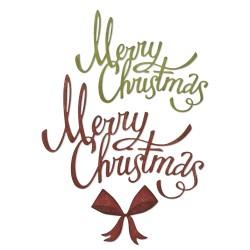 """Christmas Ribbon by Tim..."