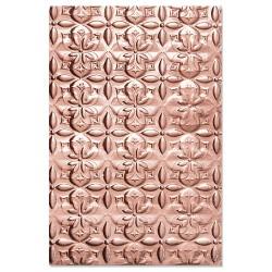 """Adorned Tile by Jen Long""..."