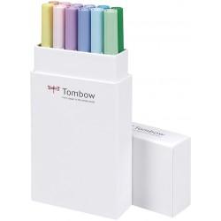 Set 12 colores pastel -...