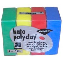 Pack 112g 4 colores primarios