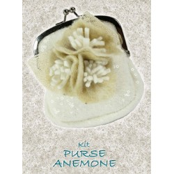 KIT FIELTRO PURSE ANEMONE