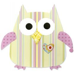 """SIZZIX CORTADOR BIGZ """"Owl  2 by Dena Designs"""""""
