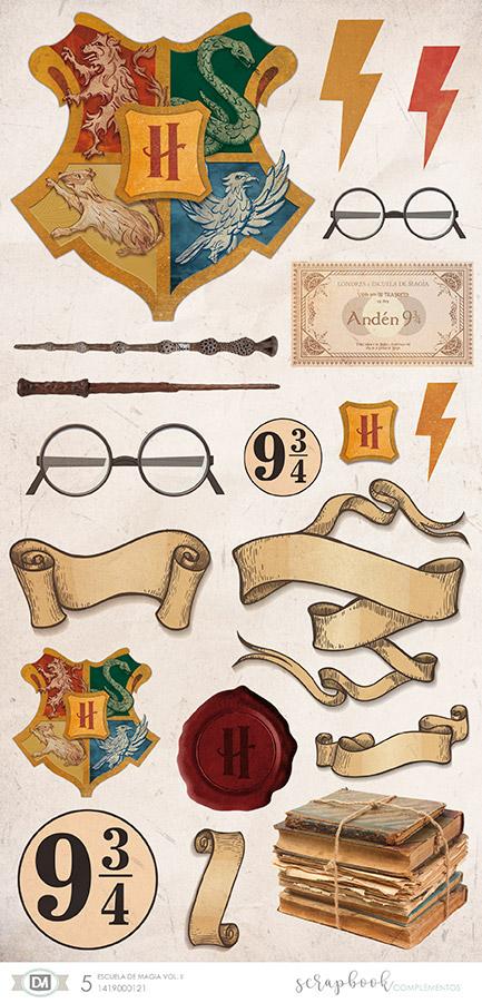 Elementos de la colección