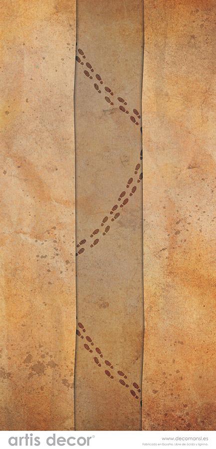 Trasera del mapa del merodeador