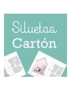 Siluetas Cartón