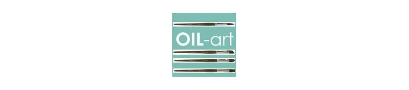 Pinceles serie Acryl Art de la marca artis decor. Tu tienda online.