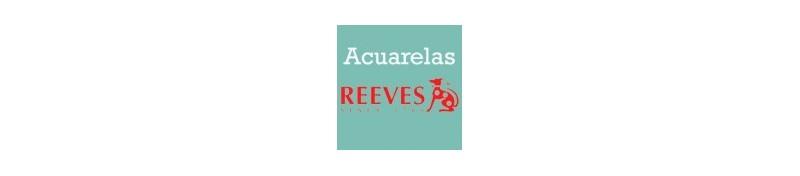 Acuarelas Reeves, en tu tienda de pinturas y manualidades.