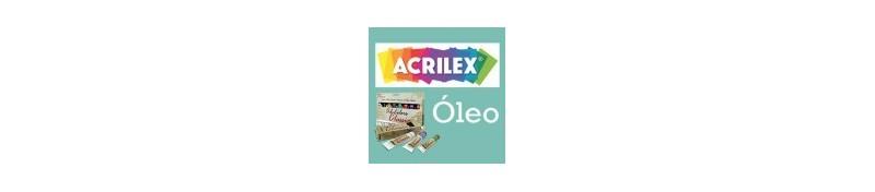Óleos Acrilex
